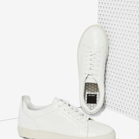 Dolce Vita Westin Leather Sneakers