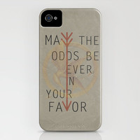 The Hunger Games Poster 02 iPhone Case by Misery   Society6