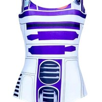 Women's R2-D2 One Piece