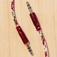 UO Custom Auxiliary Cable - Urban Outfitters
