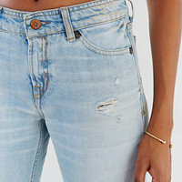 Kings Of Indigo Virginia Jean - Light Lasered - Urban Outfitters