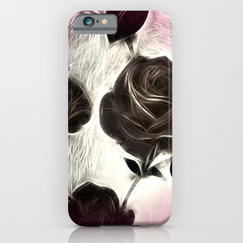 Rose among thorns iPhone & iPod Case by Shalisa Photography