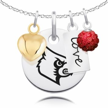 Buy Louisville Cardinals Jewelry. Free Shipping.