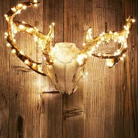 Firefly Battery Powered String Lights- Gold One