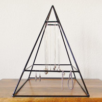 Welded Jewelry Display Pyramid - Made to Order