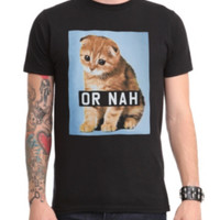 Kitten Or Nah T-Shirt