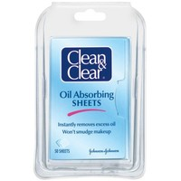 Clear Touch Oil-Absorbing Sheets