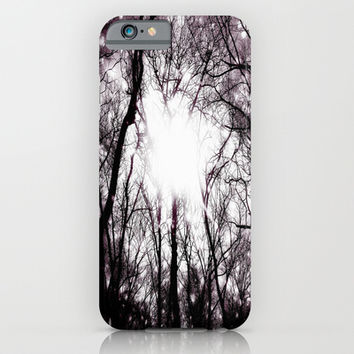 Trees iPhone & iPod Case by 2sweet4words Designs