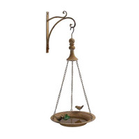 Farmhouse Hanging Bird Feeder