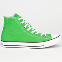 Converse Chuck Taylor Hi Mens Shoes Jungle Green  In Sizes