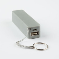Lmnt Portable Phone Charger Grey One Size For Women 26147711501