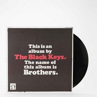 The Black Keys - Brothers 2xLP and CD - Assorted One