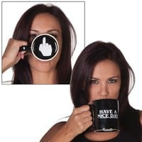 HAVE A NICE DAY Funny Coffee Mugs