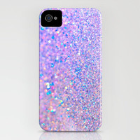 Glitter is the best medicine iPhone Case by ashieash | Society6