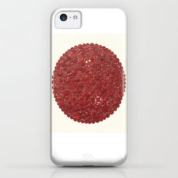 Red Target iPhone & iPod Case by Project M