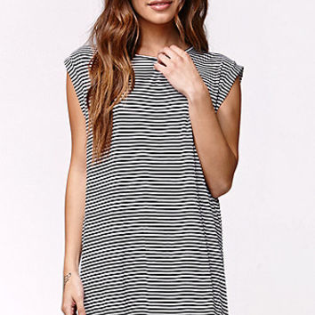 MinkPink Thin Stripe Tank Dress at PacSun.com