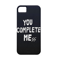 You complete me Case