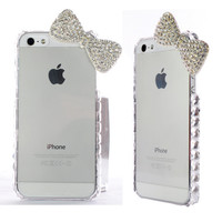 GLAM BOW IPHONE & GALAXY CASE