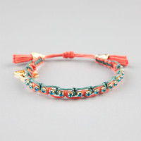 Rose Gonzales Lily Bracelet Deep Sea One Size For Women 24175225401