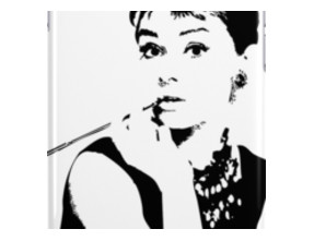 Audrey Hepburn  iPhone Cases & Skins