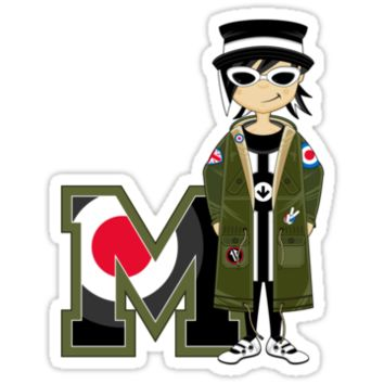 M is For Mod