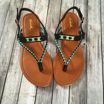 One Step Closer Sandals