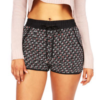 Diamond Cut Shorts