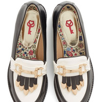 ModCloth Menswear Inspired Much to Admire Flat