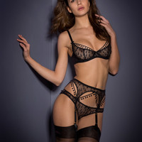 New In by Agent Provocateur - Bobbie Suspender