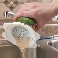 Jokari Snap-On Can Strainer