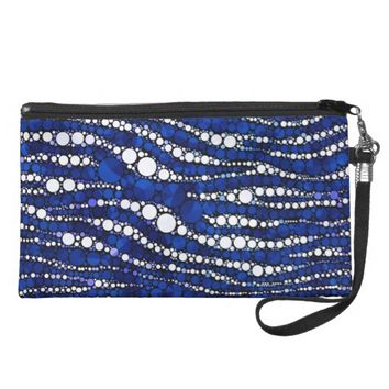 Crazy Beautiful Abstract Wristlets