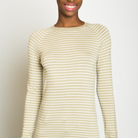Sale Skinny Stripe Sweater - Jonäno