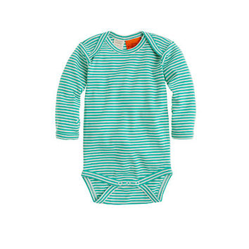 crewcuts Nature Baby For J.Crew Cotton One-Piece