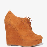Brogue Wedges