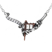 """Forever Inked"" Pendant by Alchemy of England"