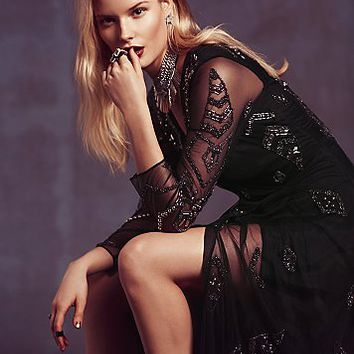 Free People Pennies From Heaven Dress