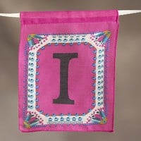 """""""I""""  Inspiration  Flag  From  Natural  Life"""