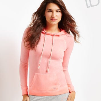 Aeropostale  LLD Reverse Pigment Popover Hoodie