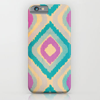 URBAN IKAT iPhone & iPod Case by Nika