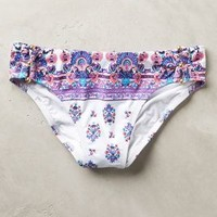 Nanette Lepore Maharaja Bottoms Purple Motif