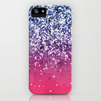 Silver III iPhone & iPod Case by Rain Carnival