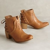 Blake Booties by 67 Collection Tan