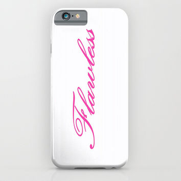 fLAWLESS iPhone & iPod Case by 2sweet4words Designs