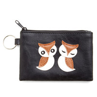 ModCloth Owls Owl of Your Money Coin Purse