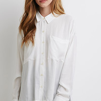 Dual Chest Pocket Shirt