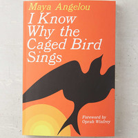 I Know Why the Caged Bird Sings By Maya Angelou - Urban Outfitters