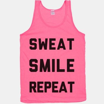 Sweat Smile Repeat