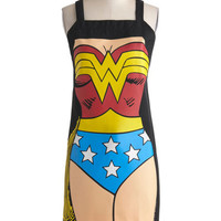ModCloth Statement Supper Hero Apron