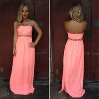 Fashion Women Summer Boho Long Maxi Evening Party Dress Beach bodycon Dress