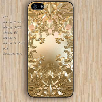 iPhone 5s 6 case Watch golden music dream catcher life colorful phone case iphone case,ipod case,samsung galaxy case available plastic rubber case waterproof B562